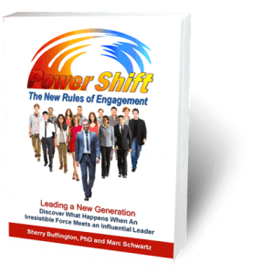 Power Shift - The New Rules of Engagement, by Dr. Sherry Buffington and Marc Schwartz
