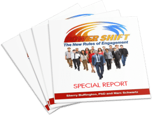 The Power Shift Book: 13pg. Synopsis